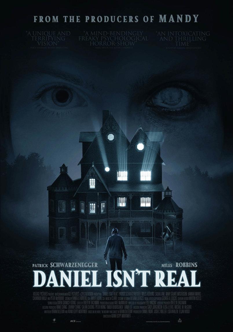 Daniel Isn't Real Movie Poster samples2