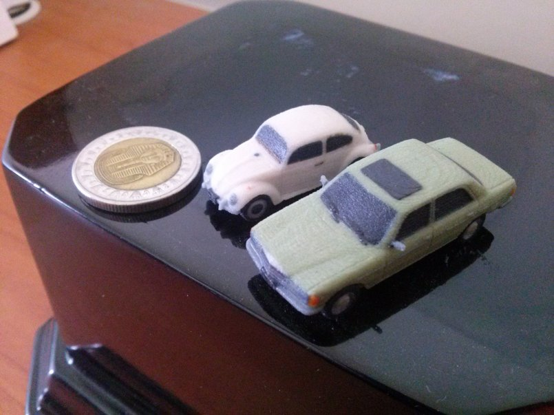 My 3D modelling for 3D Printed
