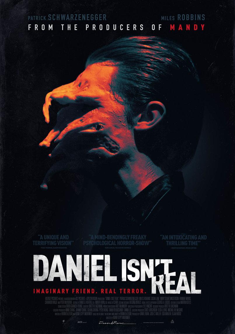 Daniel Isn't Real Movie Poster samples3
