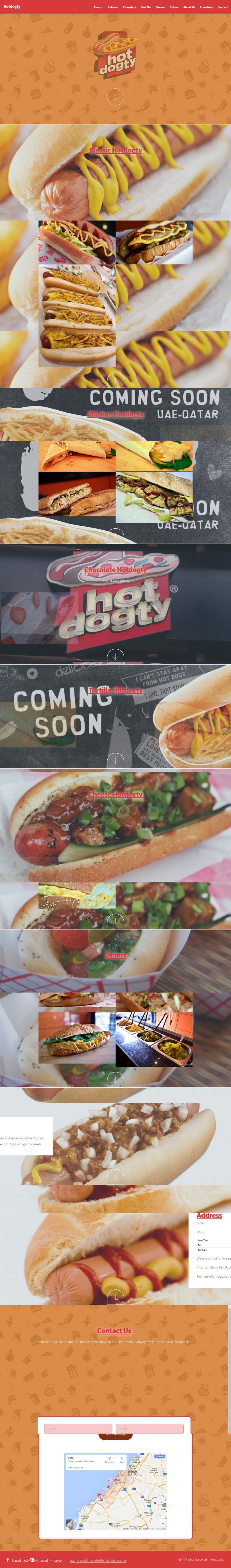 Hotdogty