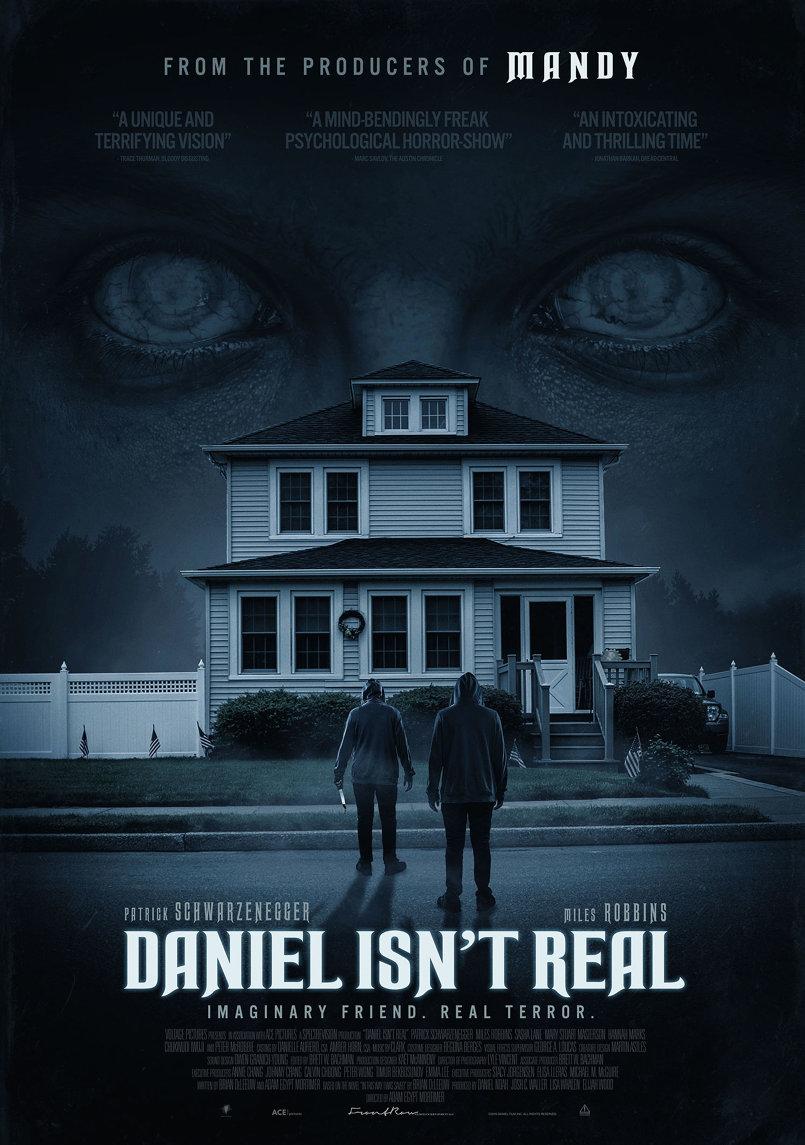 Daniel Isn't Real Movie Poster samples5