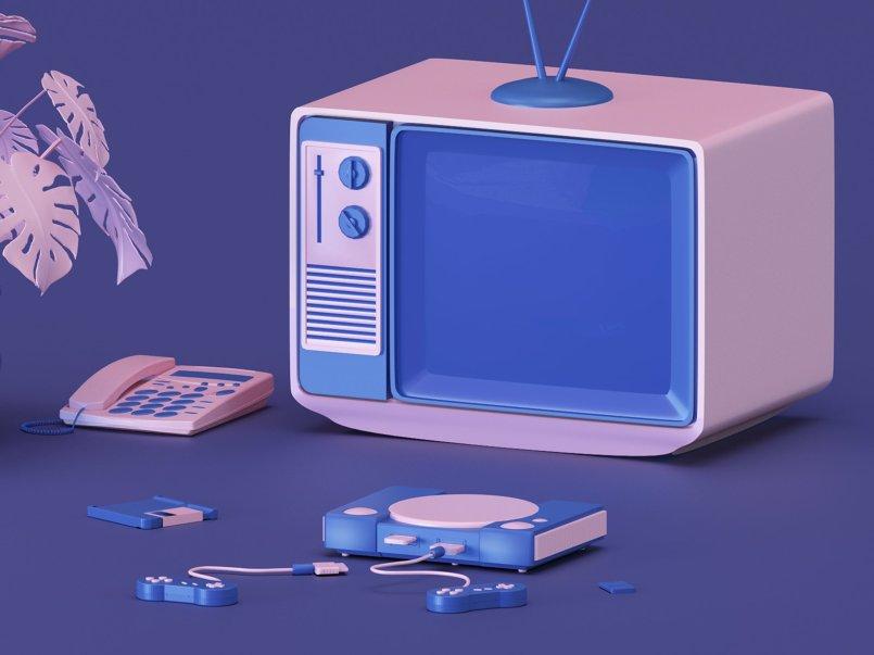 فيديو اعلاني لتصميمات ثلاثية الأبعاد 3D لأي منتج