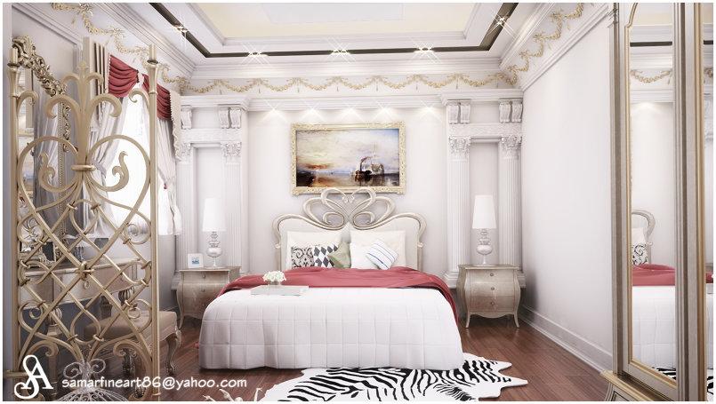 classic interior decor design