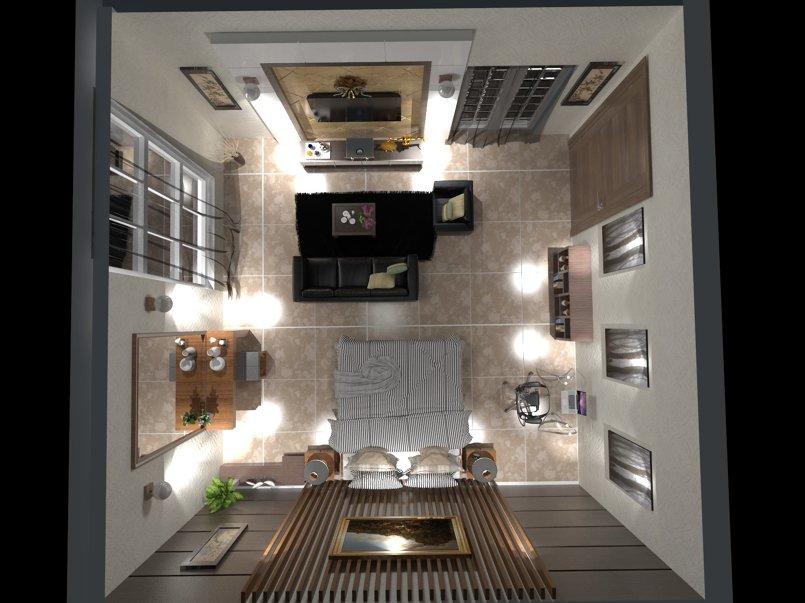 3d modeling - 3d rendering - photoshop- post production-architecture .