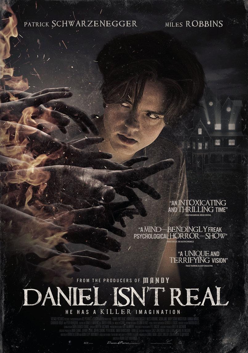 Daniel Isn't Real Movie Poster samples6