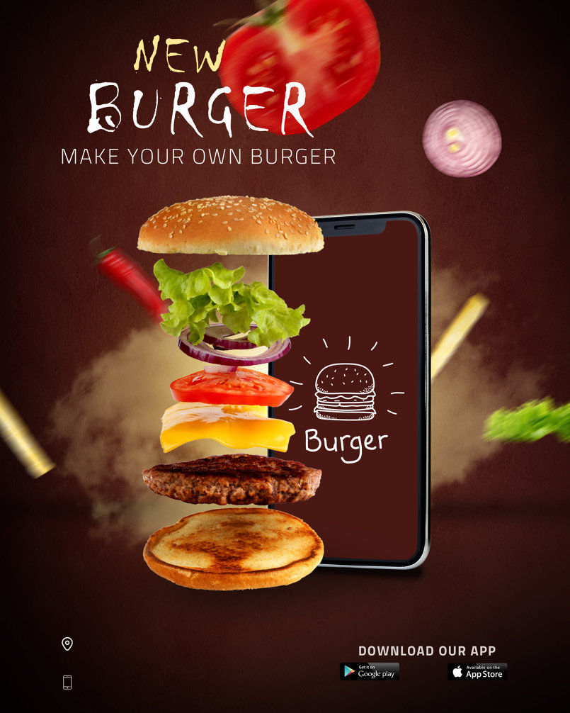 When Burger is Life