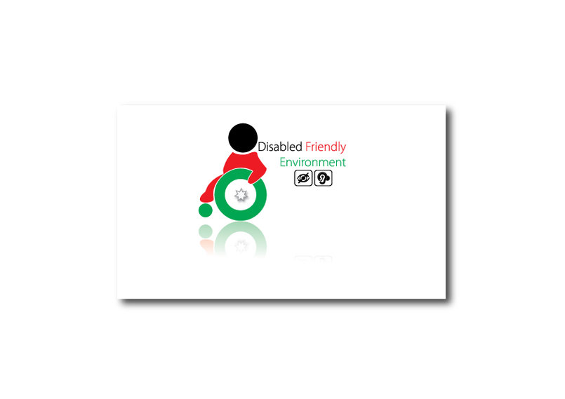 Disabled Friendly Environment Logo