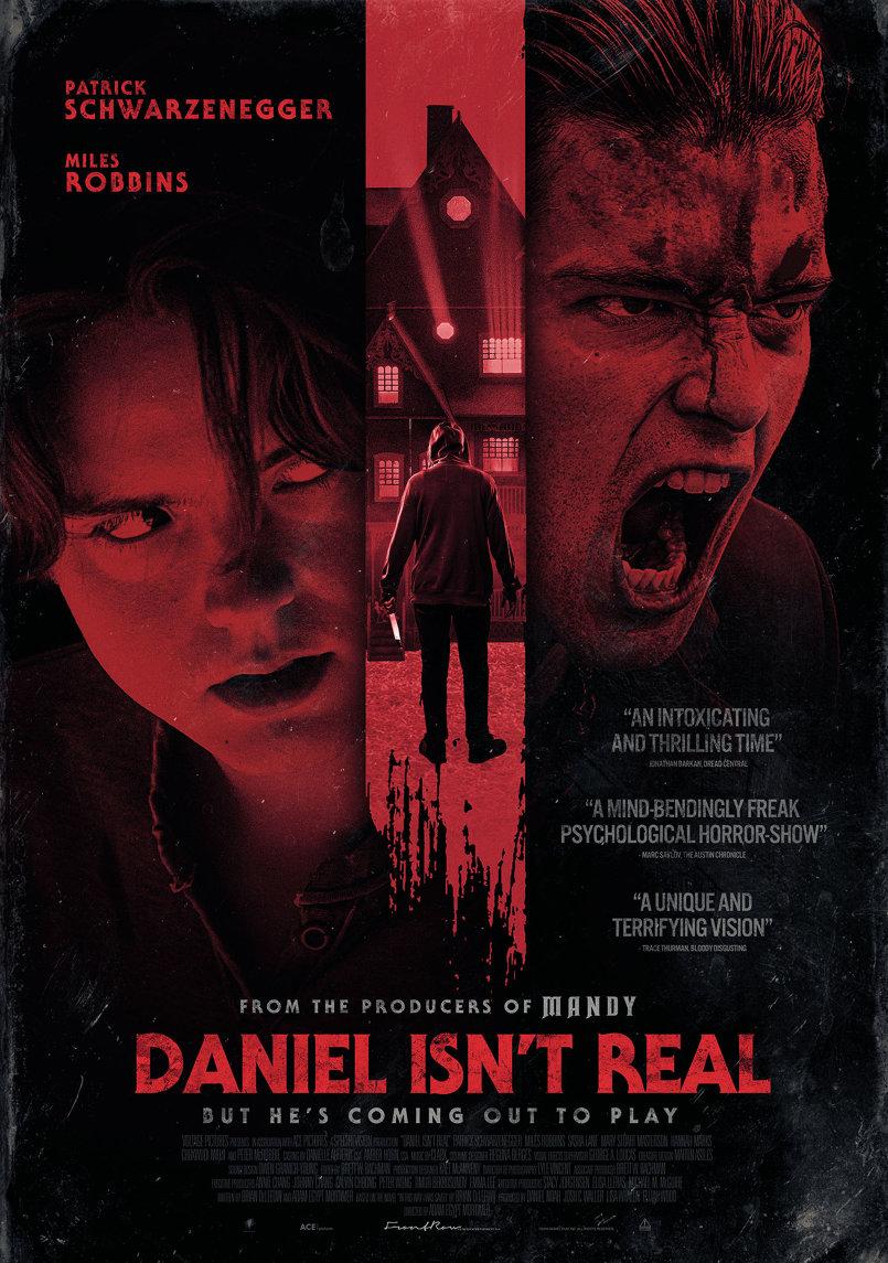 Daniel Isn't Real Movie Poster samples7