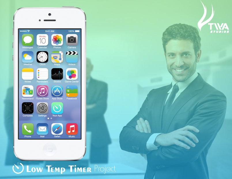 تطبيق Low Temp Timer