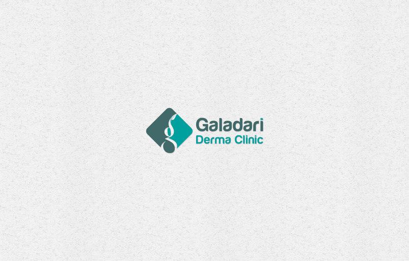 "Bold logo concept for ""GALADARI DERMA CLINIC"" (United Arab Emirate)"