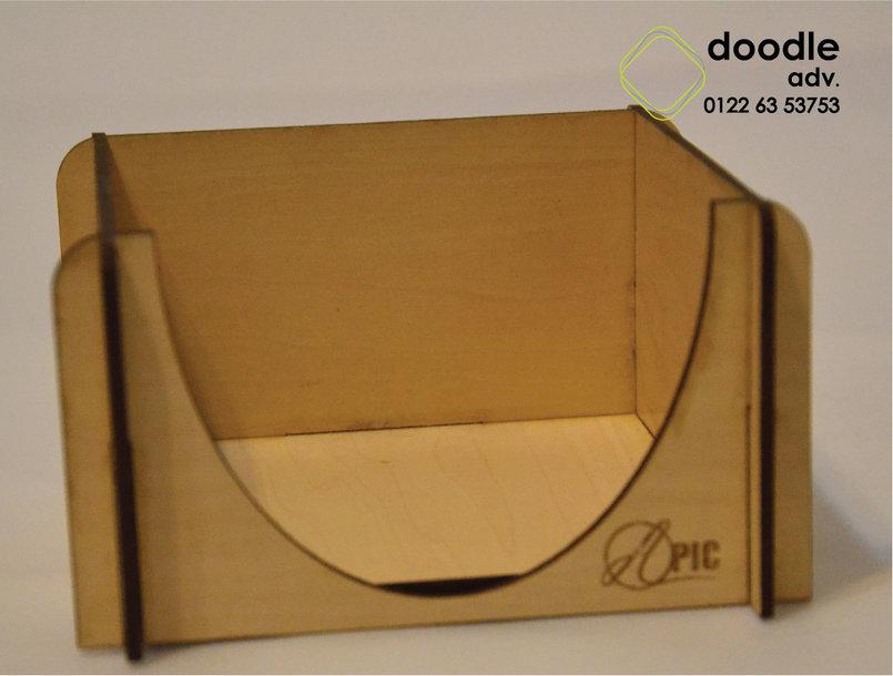 Doodle Adv. : Wooden Art