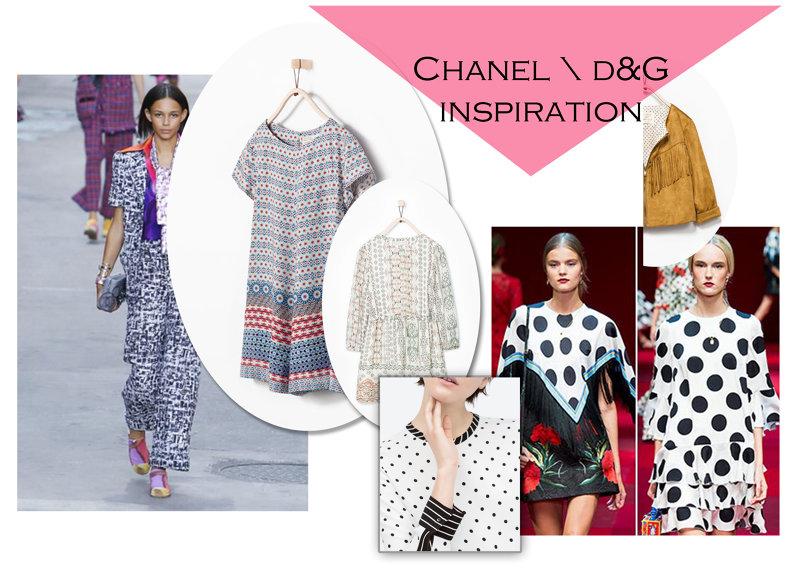 ZARA 2014-2015 spring summer fashion inspiration