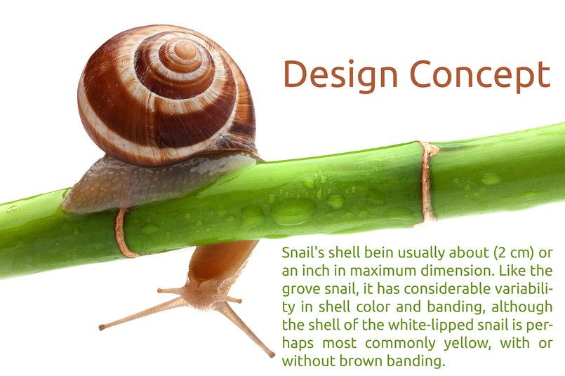 Snail Kiosk