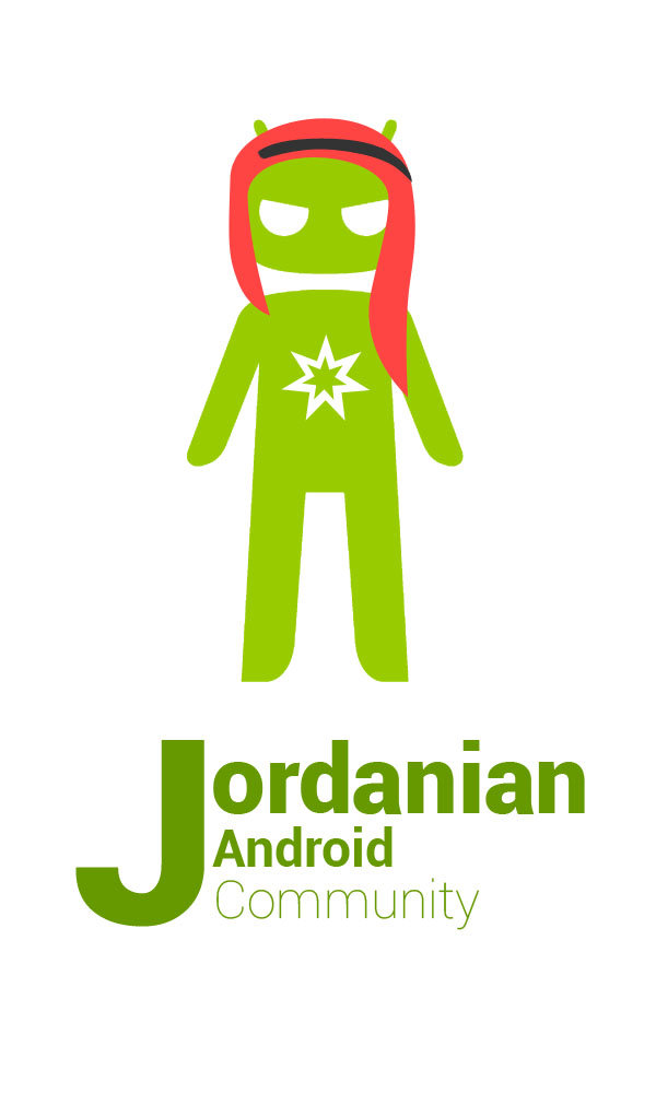 Green/white Jordanian Android Community
