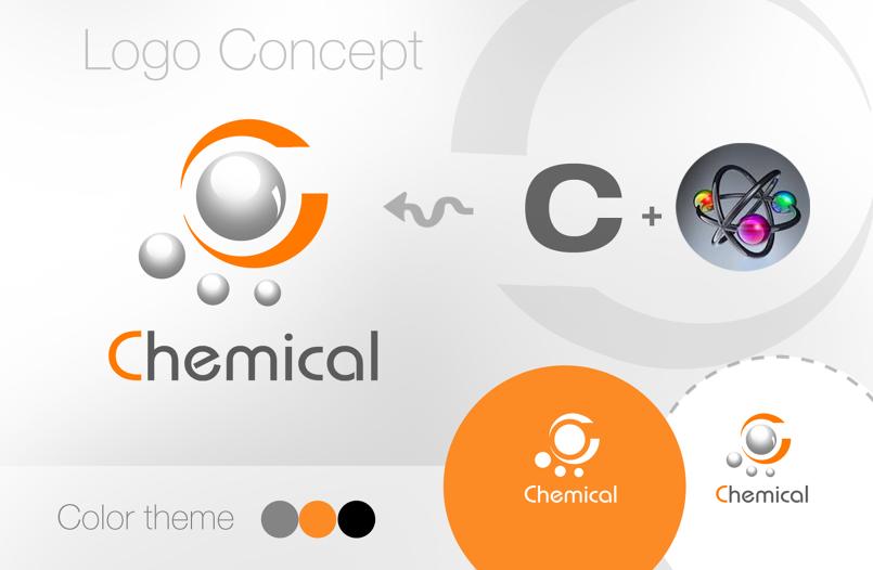 Chemical logo design
