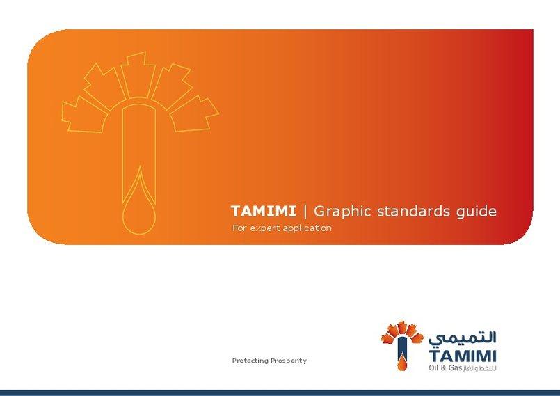 TAMIMI, OIL & GAS - BRANDING