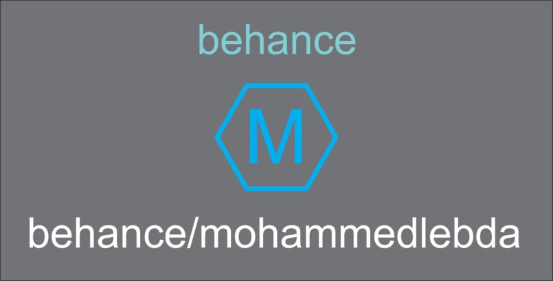 صفحتي على  behance