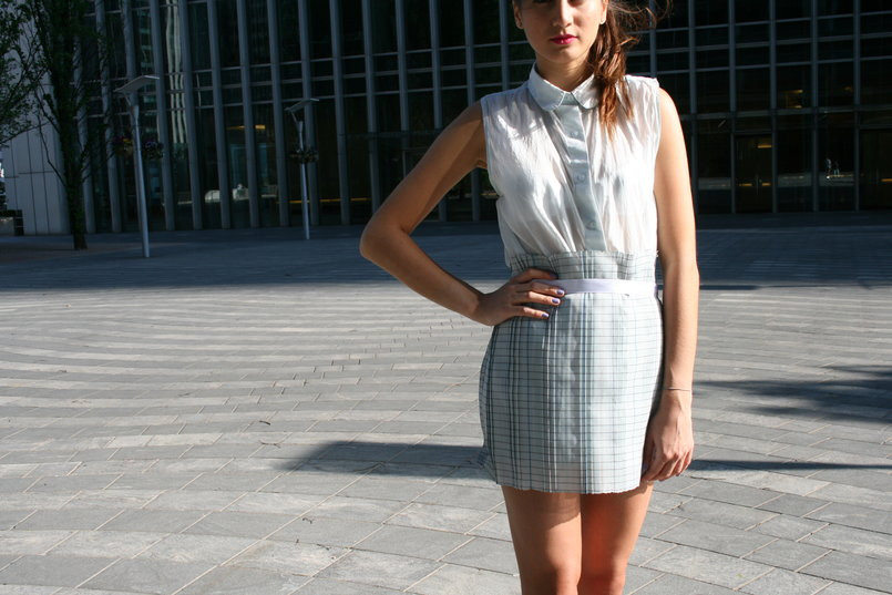 Gridlock womenswear collection  SS12