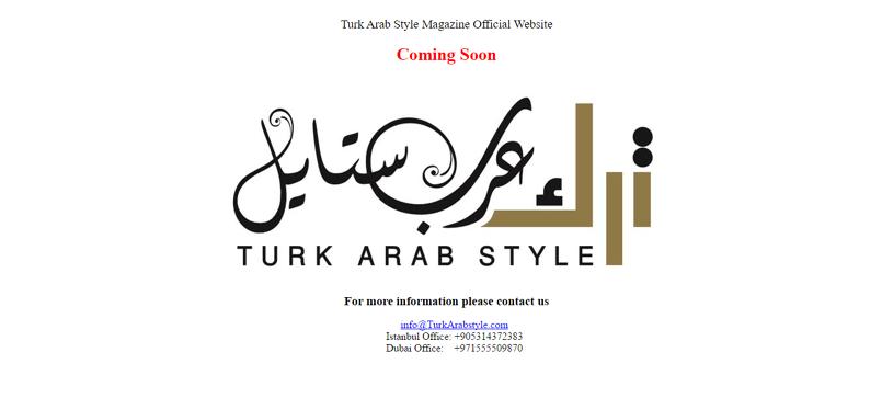 Turk Arab Style