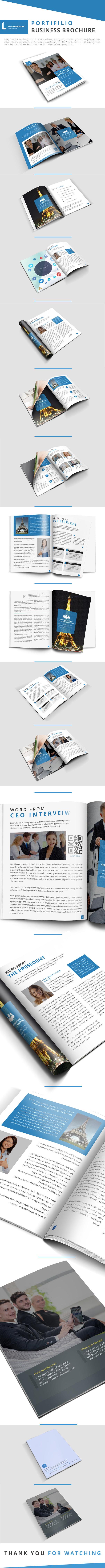 تصميم مجلة A4 باستخدام الفوتوشوب