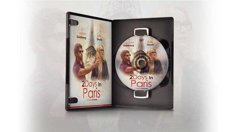 غلاف ال DVD +الكتيب
