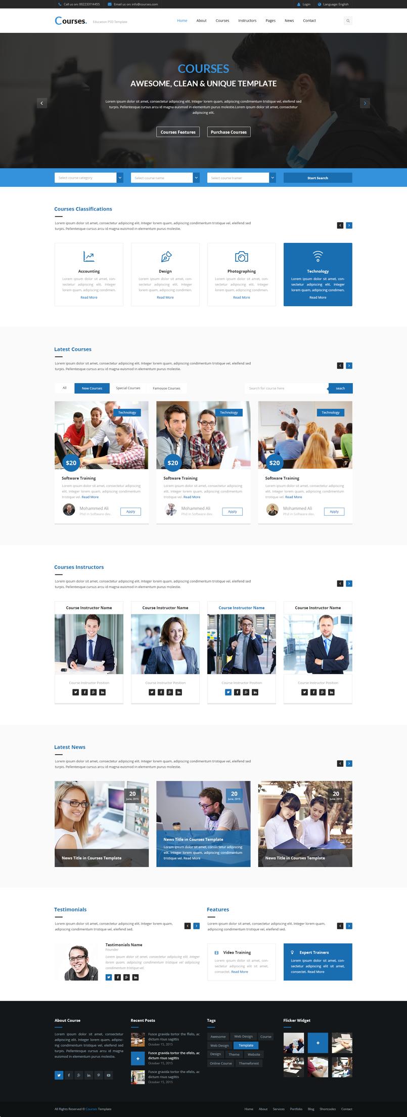 Homepage V2