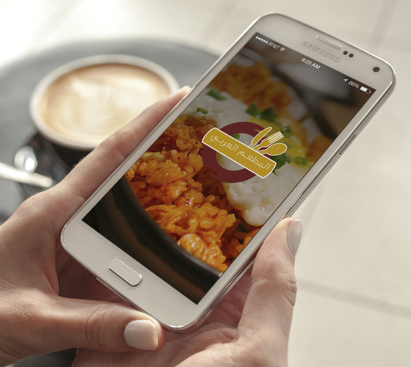 تطبيق مطاعم