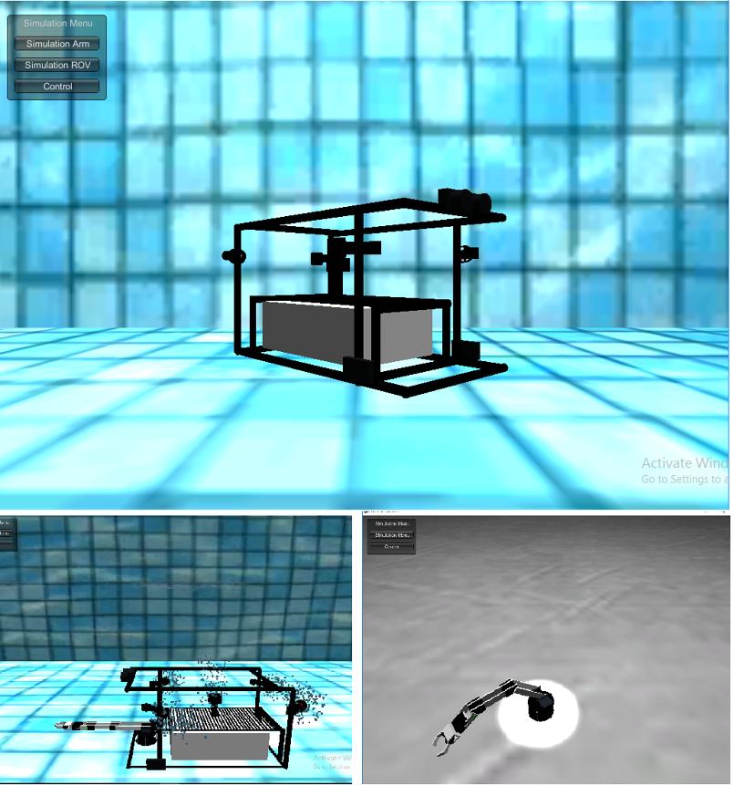 Rov Simulation