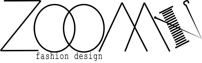 zoom fashion design logo