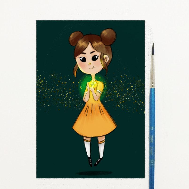 Day 18: Fireflies