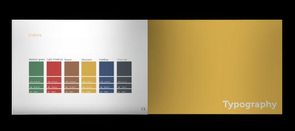 Logo & Branding Guidline for OptionShop