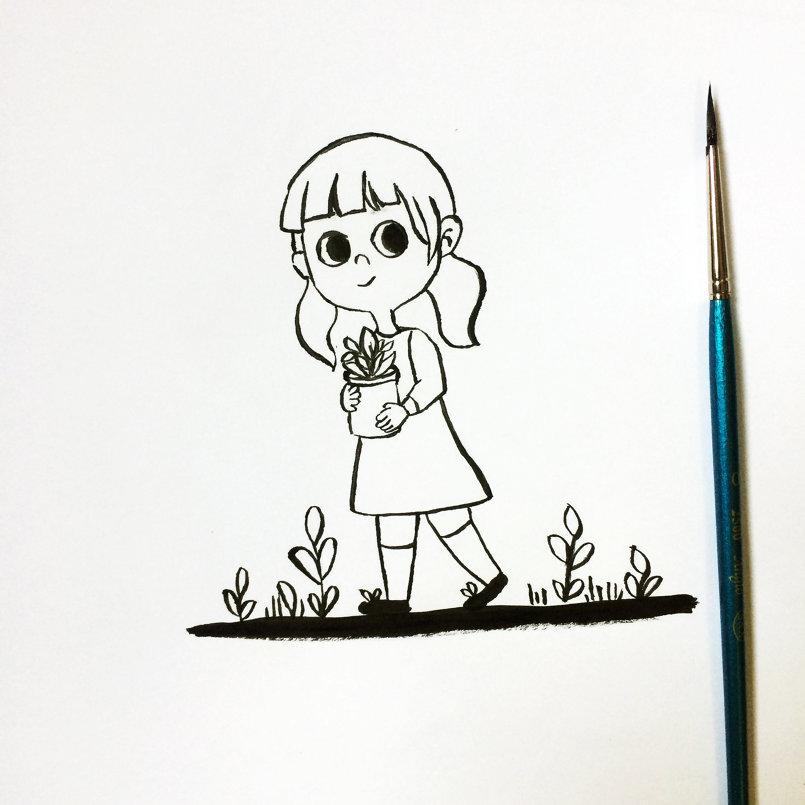 Day 19: A little friend
