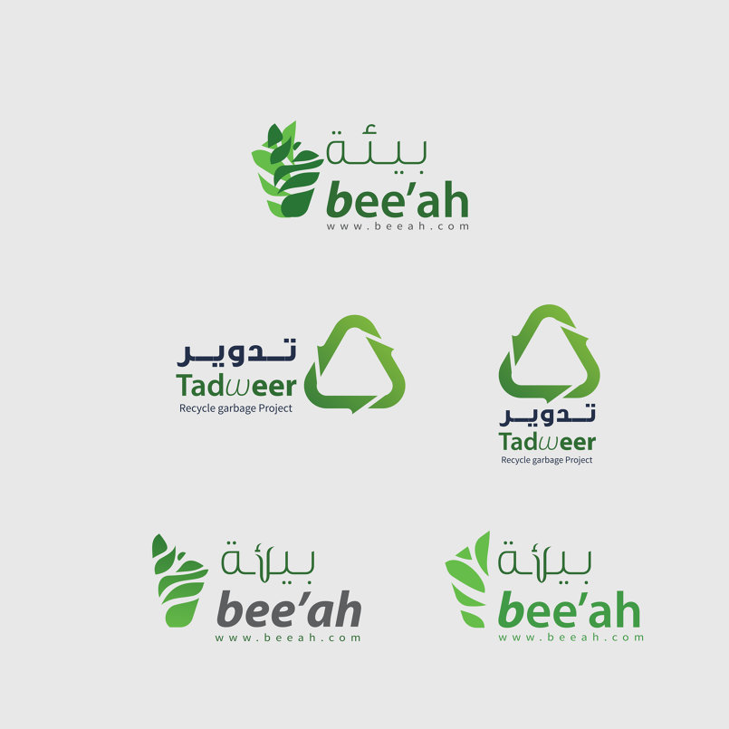 new logo bee'ah
