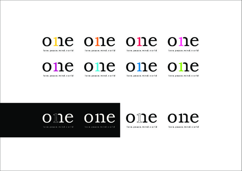 Logo sample for O1NE