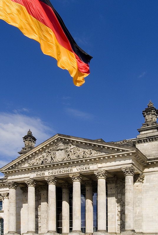 The German Reichstag/Berlin