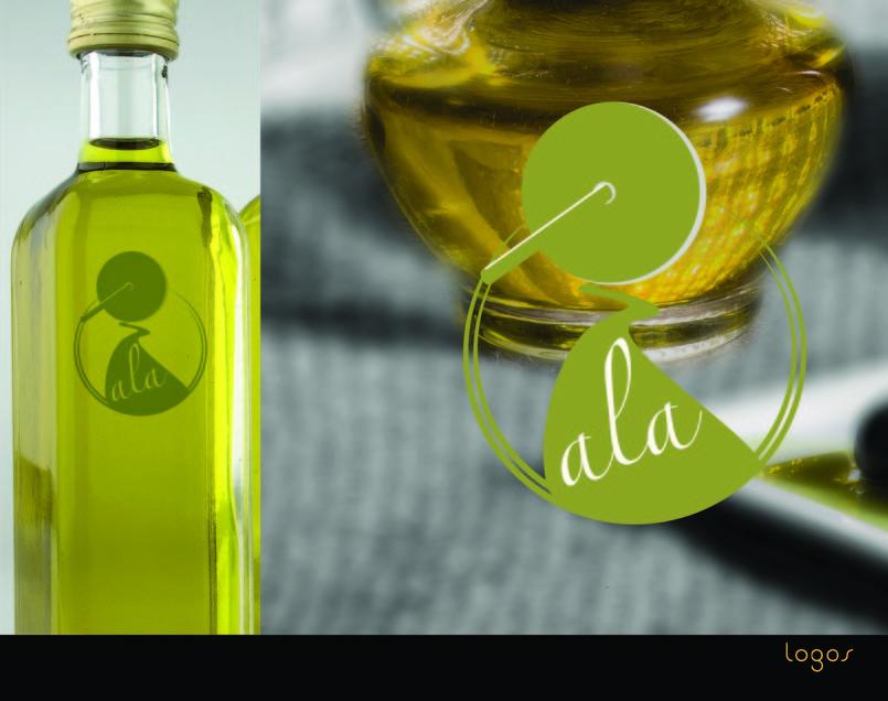 شعار شركة ala لتصنيع الزيوت