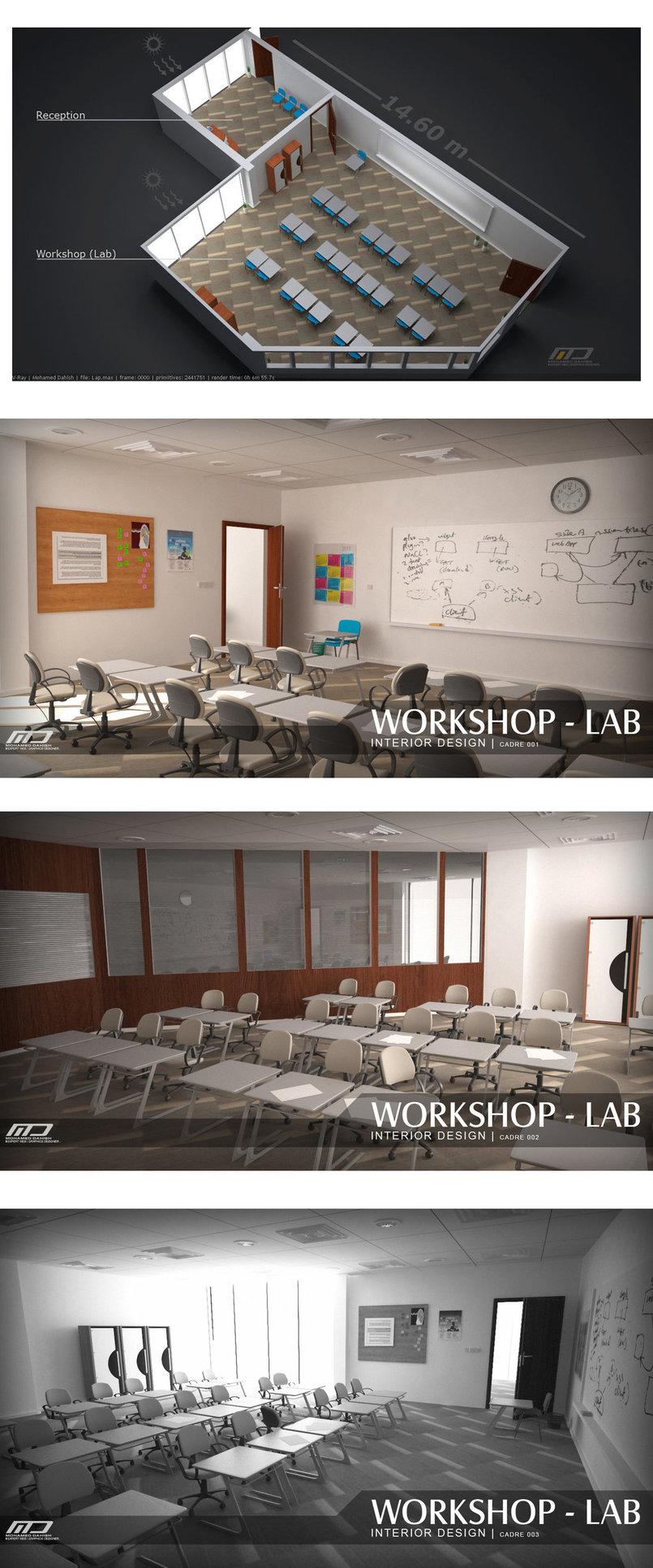 Workshop Lab - Interior Design