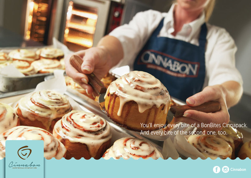 Cinnabon re-branding (Unofficial)