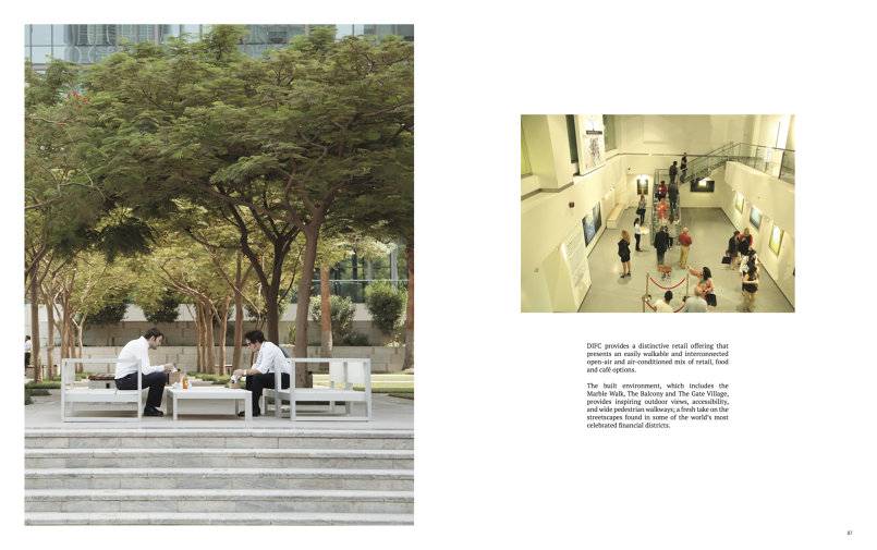 DIFC 10 Years of Success - sample pages