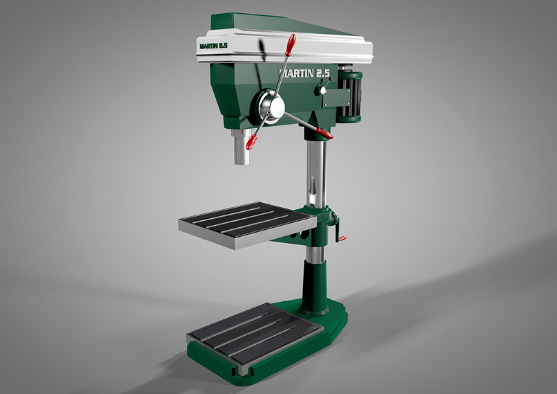 drill press machine