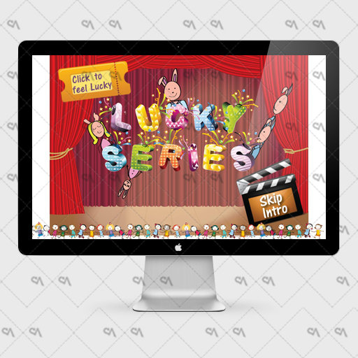 Lucky Series (entertainment website for kids)