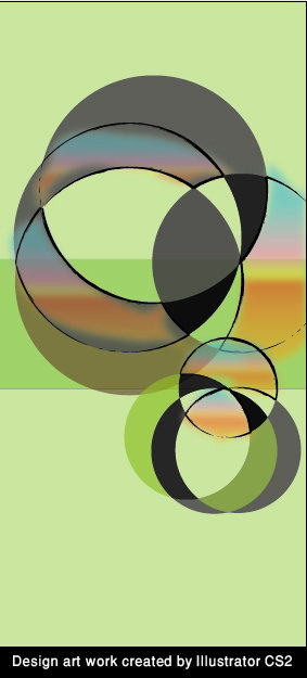 Circles 3 Designed Illustrator