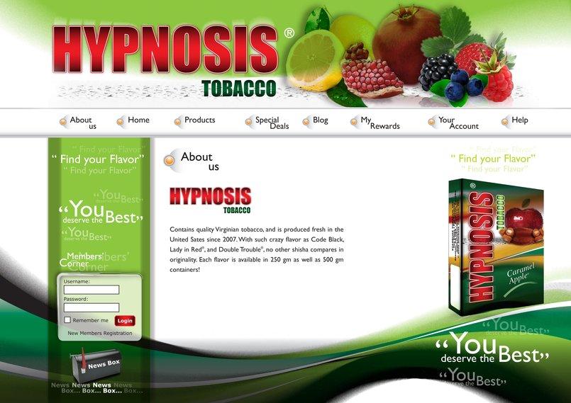 Hypnosis Tobacco