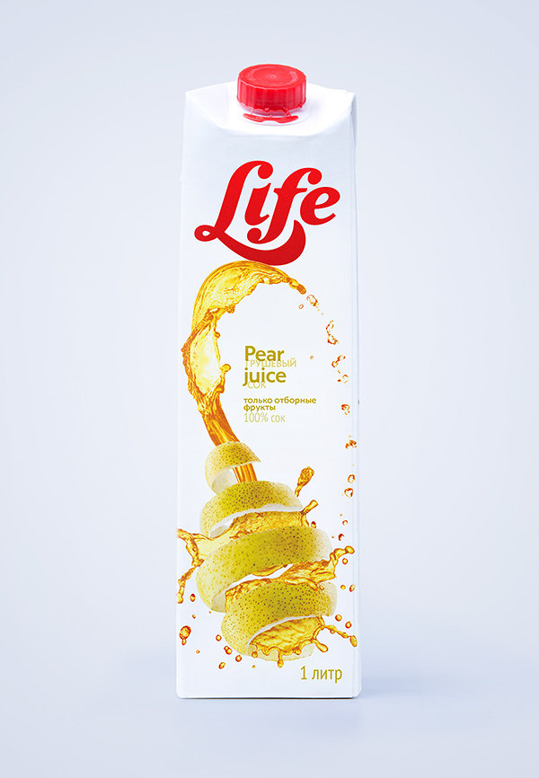 Life Juice Product