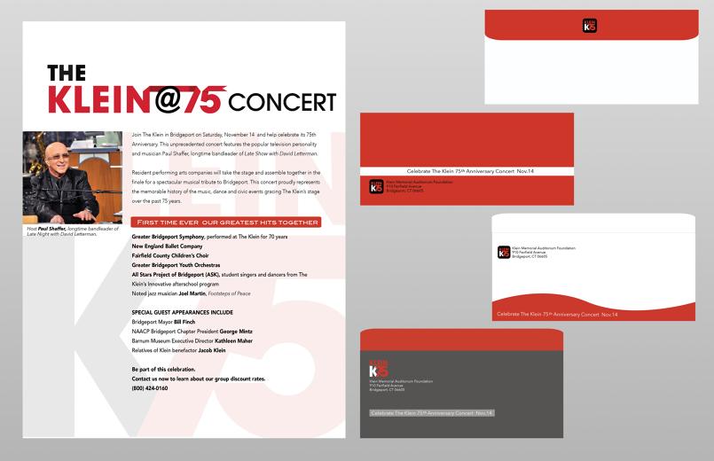 Letterhead and envelop design
