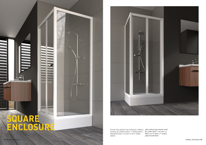 ٍShower Enclosures