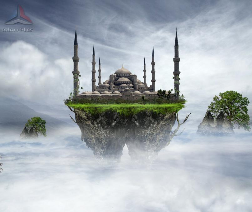 تصميم جامع السلطان أحمد (المسجد الأزرق)