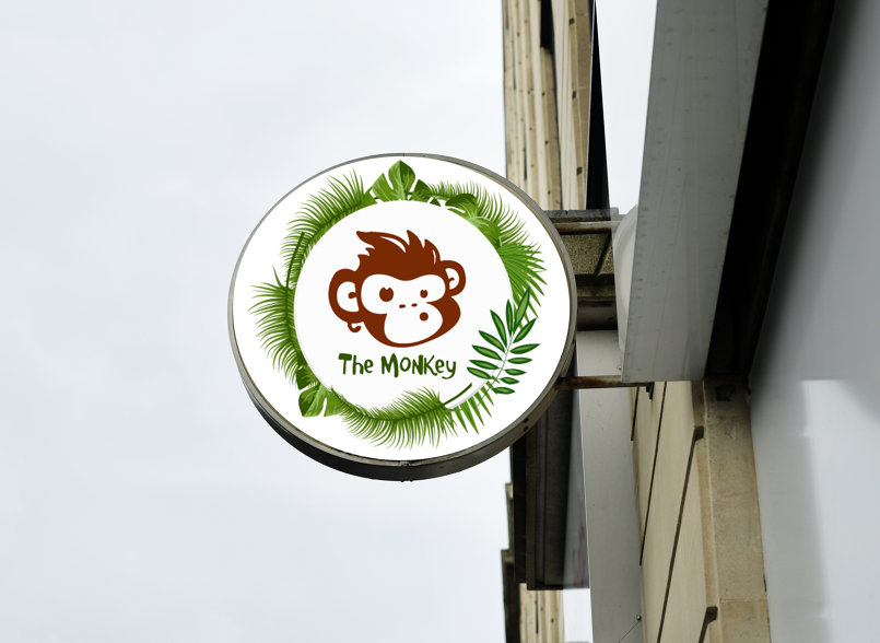 شعار مطعم