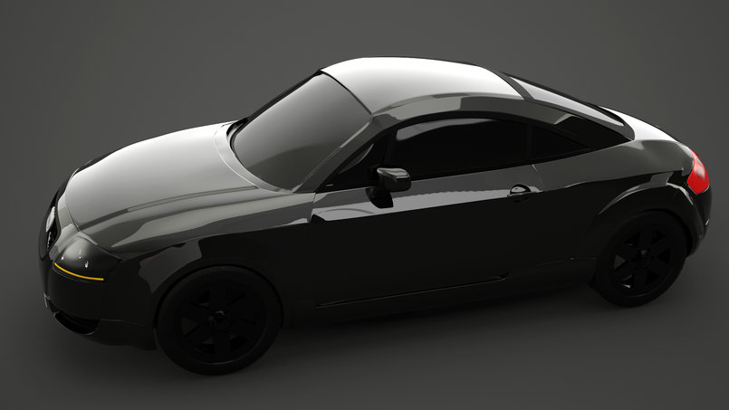 Audi TT 3D