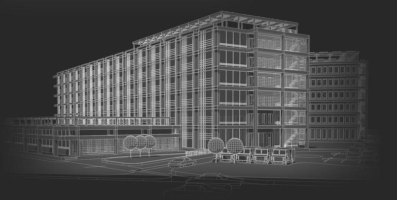 200 Beds General Hospital